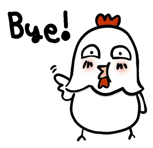 Chick Kimi Stickers messages sticker-11
