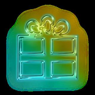 Green Neon Stickers messages sticker-9