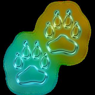 Green Neon Stickers messages sticker-2