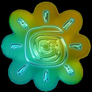 Green Neon Stickers messages sticker-0