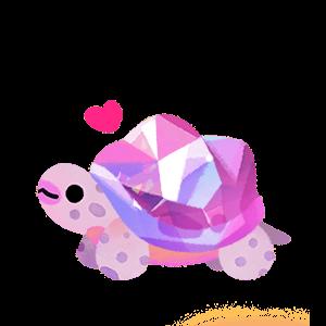 Jewel Shells messages sticker-0