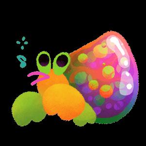 Jewel Shells messages sticker-9
