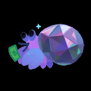 Jewel Shells messages sticker-11