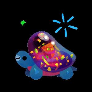 Jewel Shells messages sticker-4