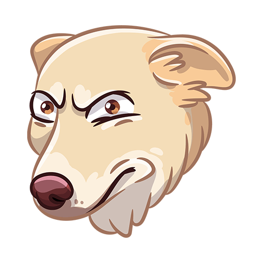BarkerMojis - Cute Doggos messages sticker-5