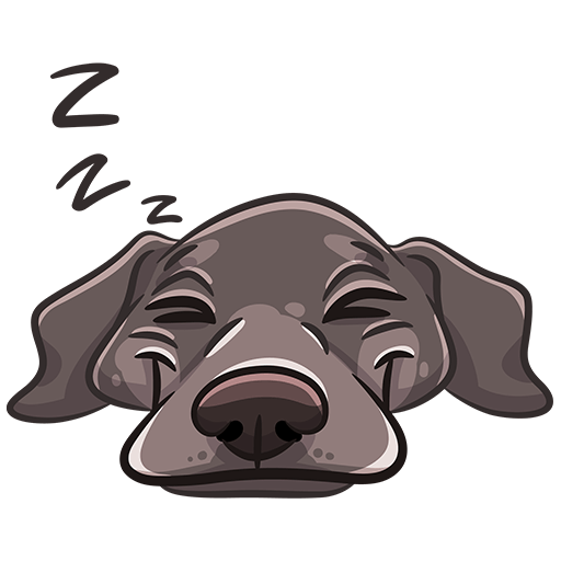 BarkerMojis - Cute Doggos messages sticker-9