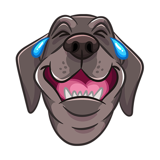BarkerMojis - Cute Doggos messages sticker-2