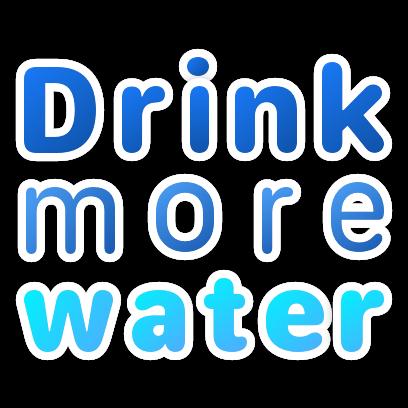 H2O: Water Tracker & Reminder messages sticker-9
