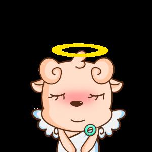 飞天羊羊 messages sticker-1
