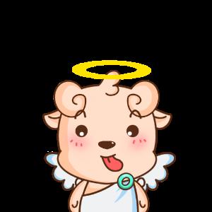 飞天羊羊 messages sticker-10