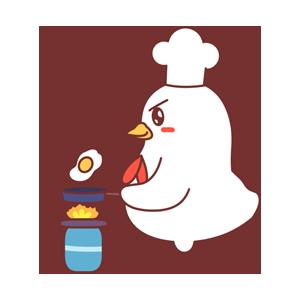 CookChicken messages sticker-2