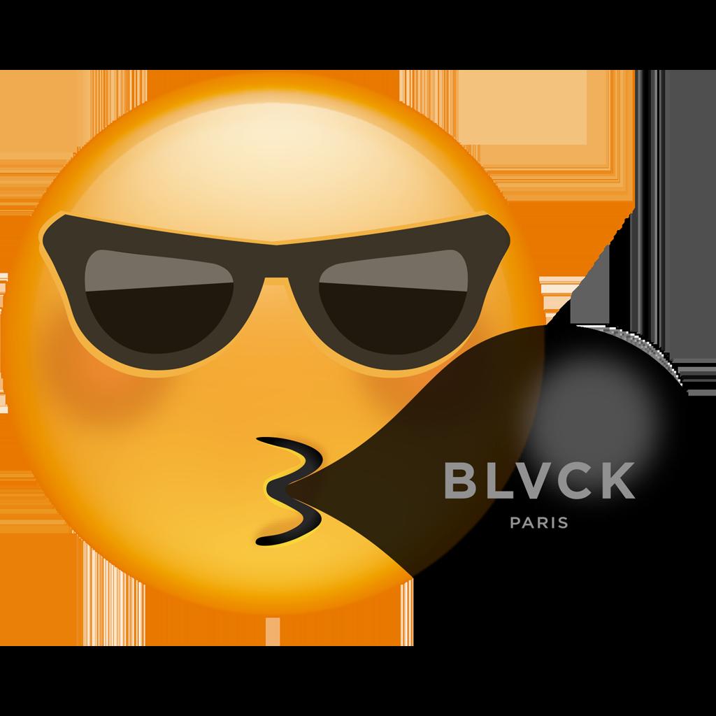 Blvckmoji messages sticker-10