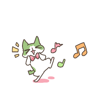 Hachiware Cat stickers! messages sticker-1