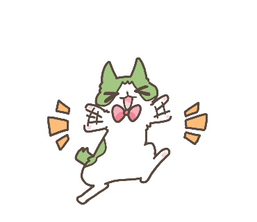Hachiware Cat stickers! messages sticker-8