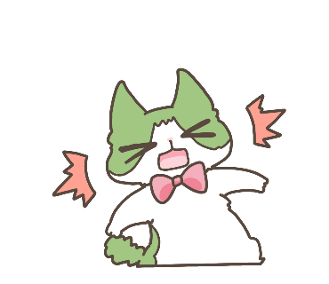 Hachiware Cat stickers! messages sticker-5