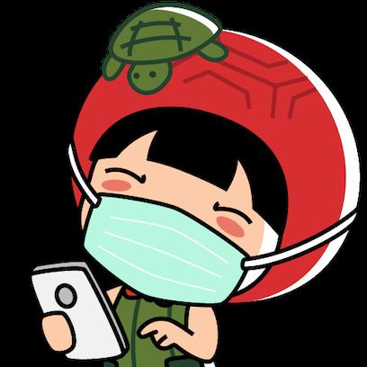 Ang Ku Kueh Girl - Fighting messages sticker-11