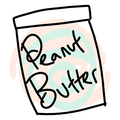 Peanut Buttered Lifestyle Pack messages sticker-2