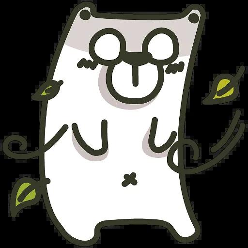 BearBear-Sticker messages sticker-2