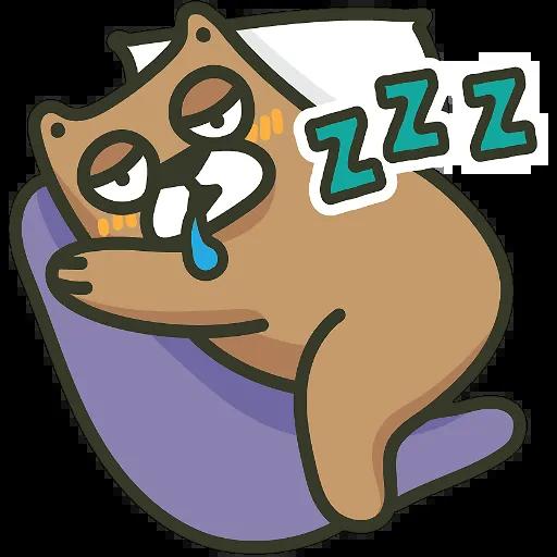 BearBear-Sticker messages sticker-4
