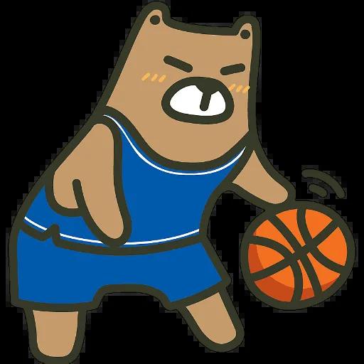 BearBear-Sticker messages sticker-0