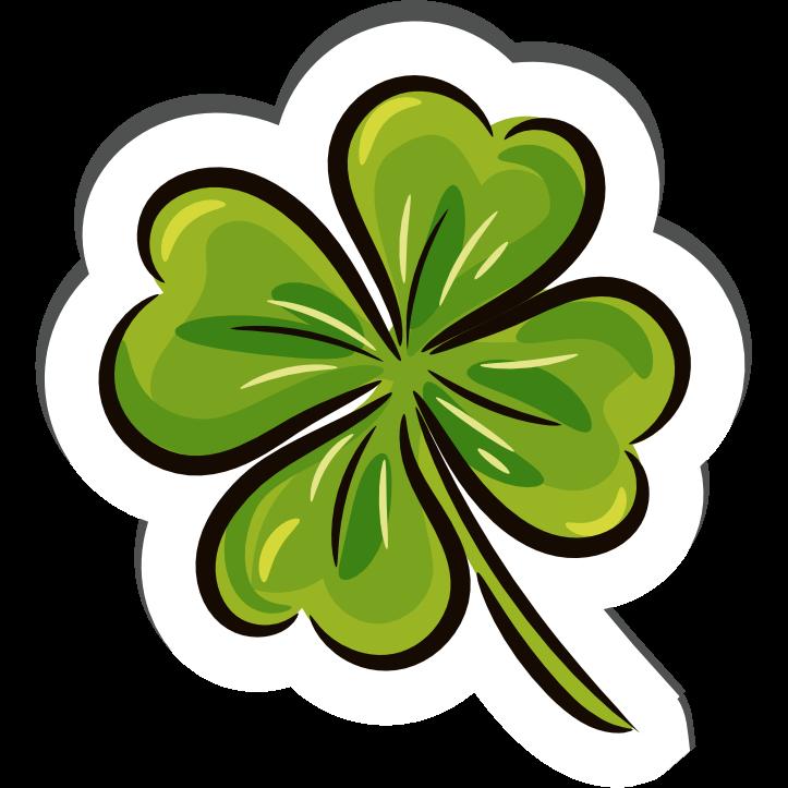 St. Patrick's Sticker Pack messages sticker-9