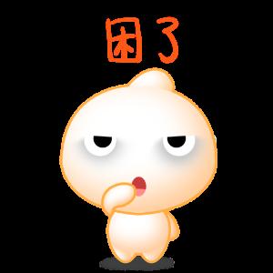 Q萌包包 messages sticker-7