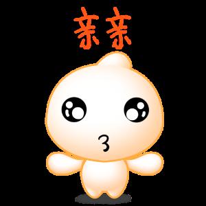 Q萌包包 messages sticker-4