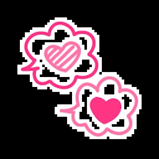 Colorful Emoji Stickers messages sticker-7
