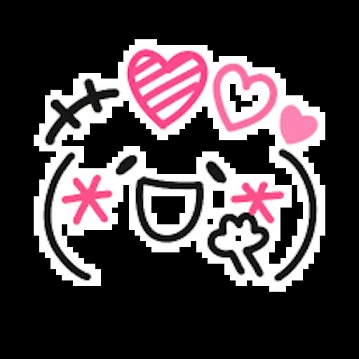 Colorful Emoji Stickers messages sticker-5