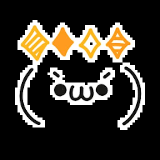 Colorful Emoji Stickers messages sticker-11