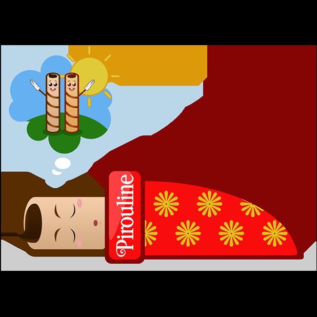 Pirouline Sticker Pack v2 messages sticker-10