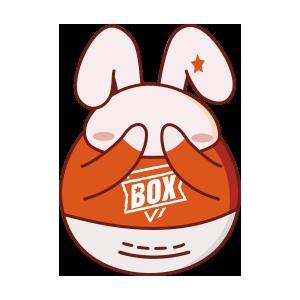 BoxRabbit messages sticker-1