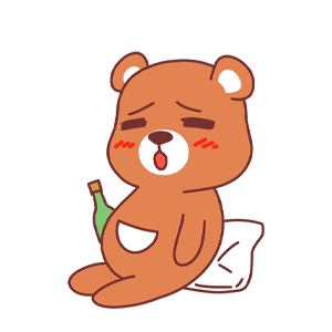 LittleBear messages sticker-8