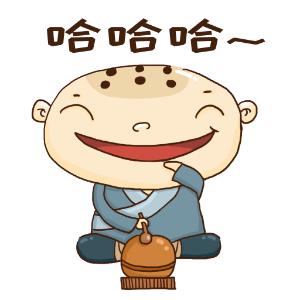 蛤蟆和尚 messages sticker-3