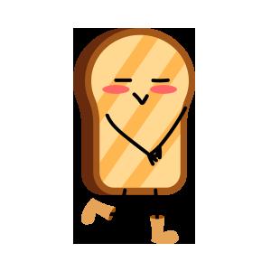 BreadPuzzle messages sticker-5