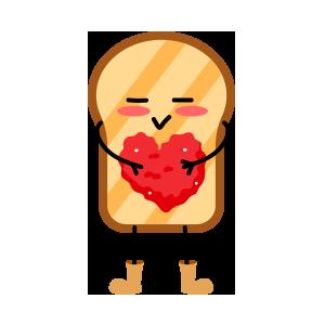 BreadPuzzle messages sticker-4
