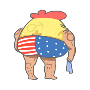 ChickenStrong messages sticker-9