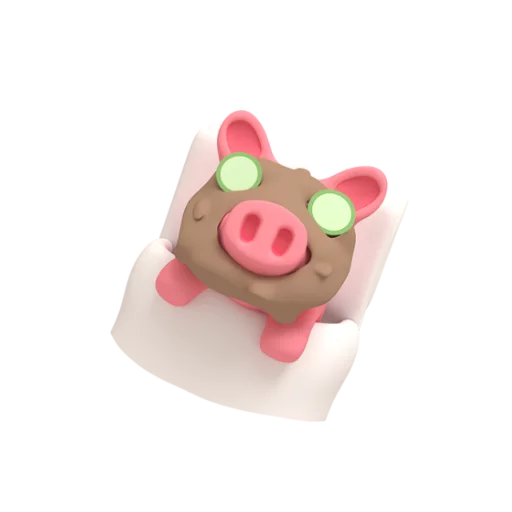 Stickers for Piggy Buddy messages sticker-6