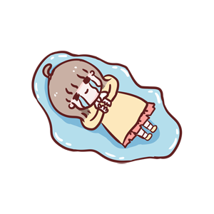 CuteGirlShow messages sticker-10