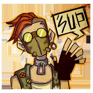 Apocalypse 2020 messages sticker-5