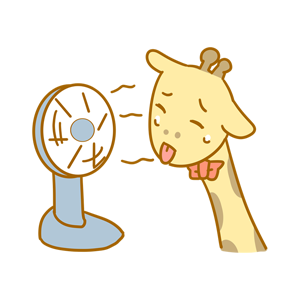 Here comes the giraffe messages sticker-4