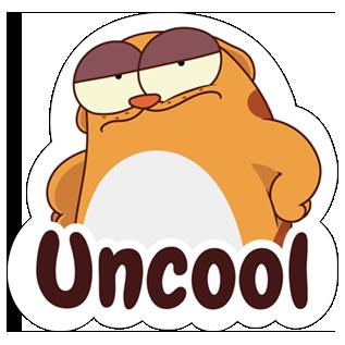Be Cynical Sticker messages sticker-9