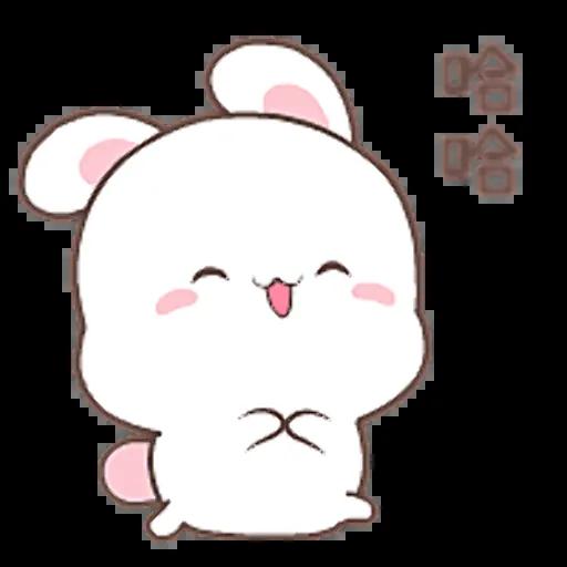 HappyRabbit-Sticker messages sticker-5