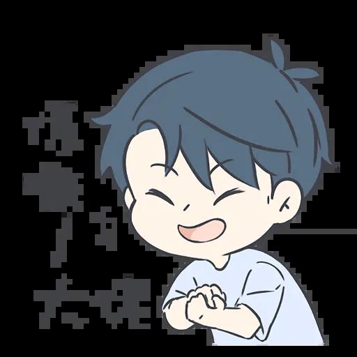 LovelyBoy messages sticker-9