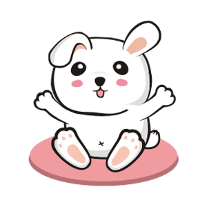 RabbitMath messages sticker-4