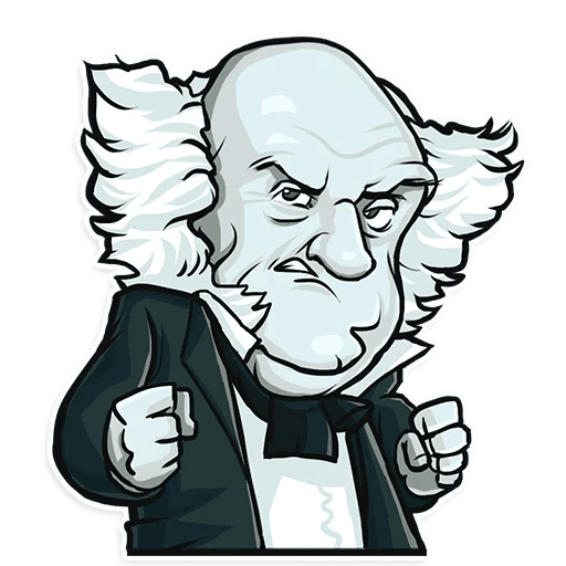 Presidents of USA Stickers messages sticker-7