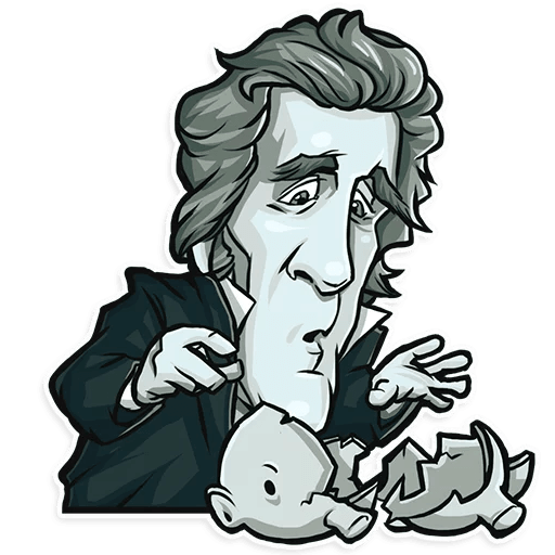 Presidents of USA Stickers messages sticker-6