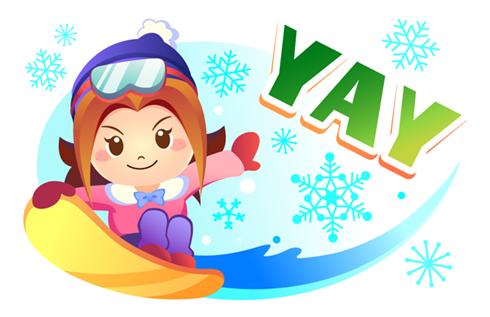 Mystical Winter Wonderland messages sticker-9