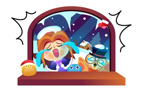 Mystical Winter Wonderland messages sticker-6