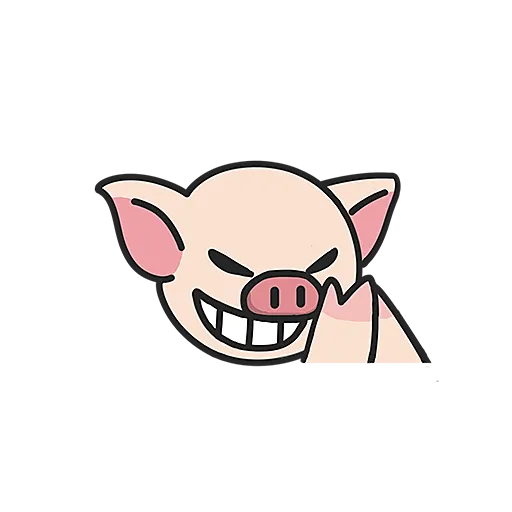 PigPig messages sticker-10